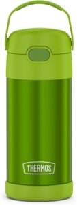 Stainless Steel Vacuum Insulated Kids Straw Bottle