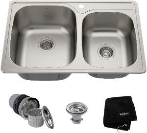 Kraus KTM32 best kitchen sinks
