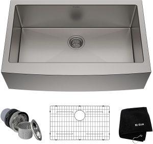 Kraus KHF200-33 Standart PRO Stainless Sink