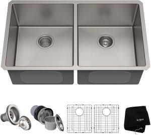 Kraus Standard PRO Stainless Steel Sink