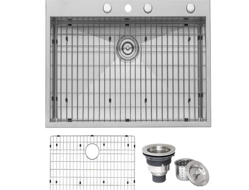 6 Top Stainless Steel Single Bowl Kitchen Sink Recommendations in 2021