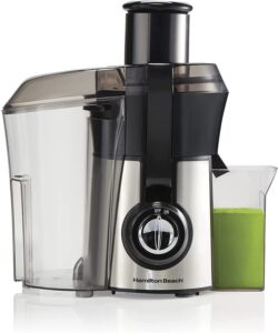Hamilton Beach juicer and blender buying guide